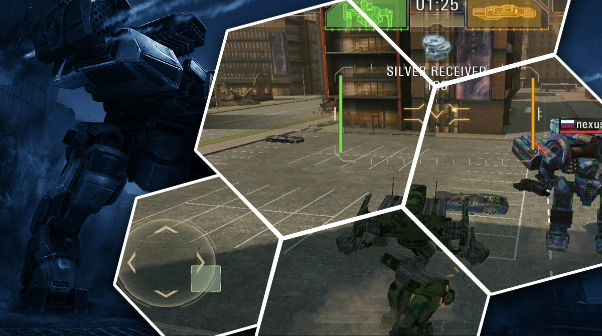 Warfare Robots download free