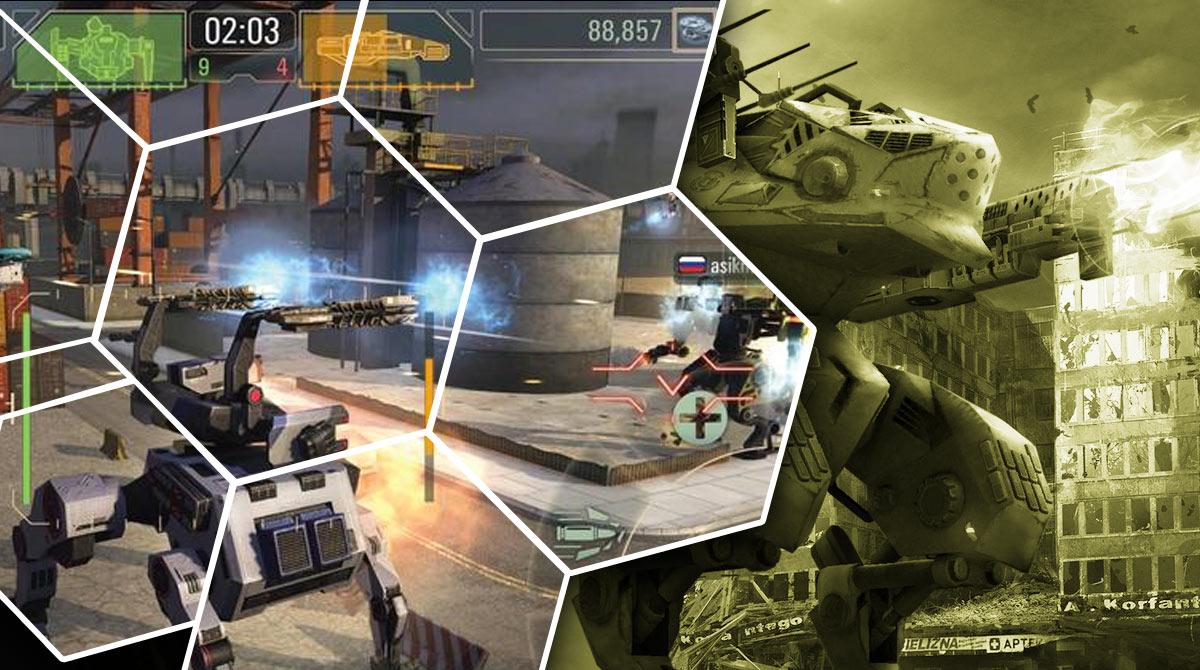 Warfare Robots download full version