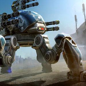 Warfare Robots free full version