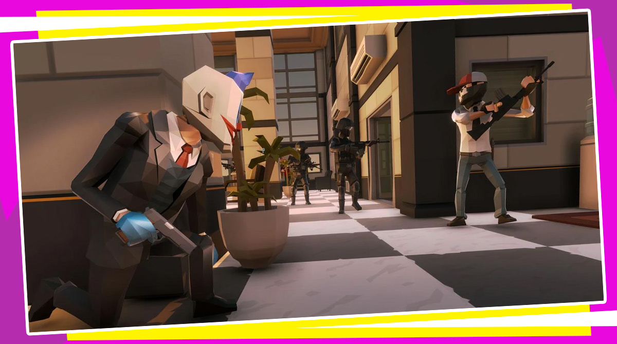bank robbery crime download PC free 1
