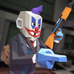 Play Bank Robbery Crime LA Police on PC