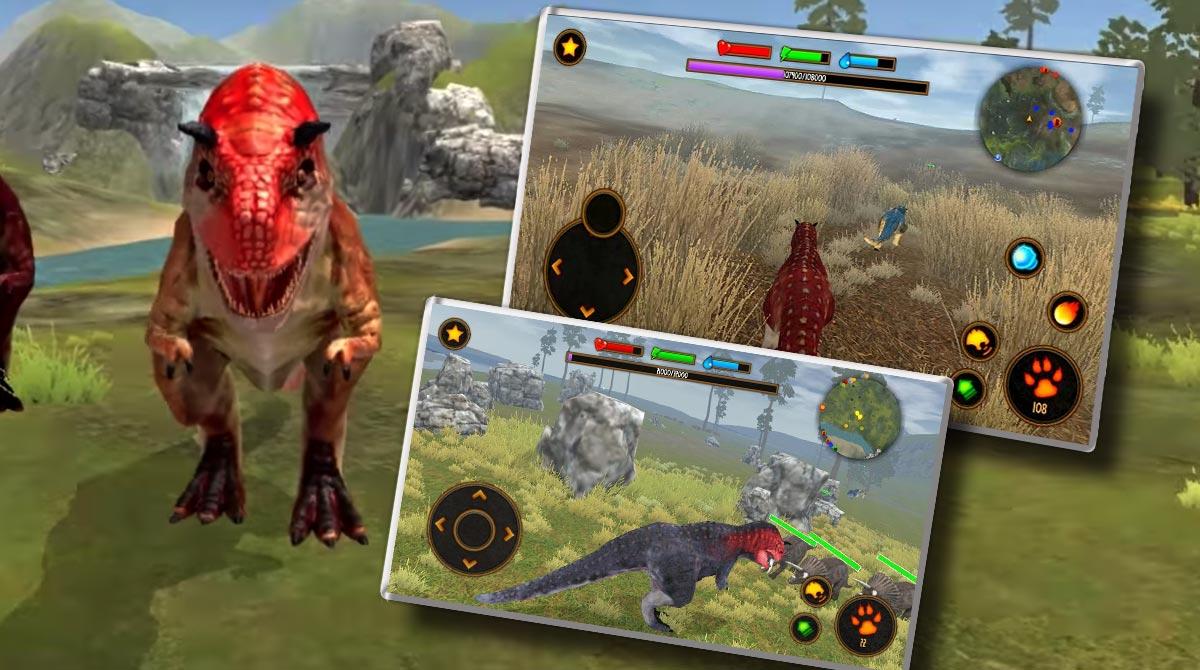 clan of carnotaurus download PC