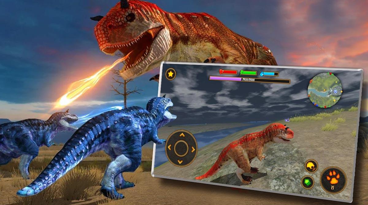 clan of carnotaurus download free