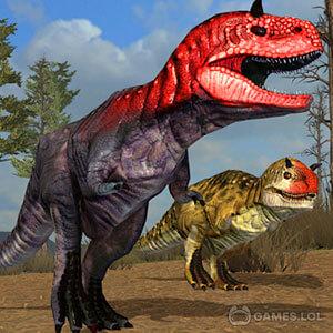 Play Clan of Carnotaurus on PC