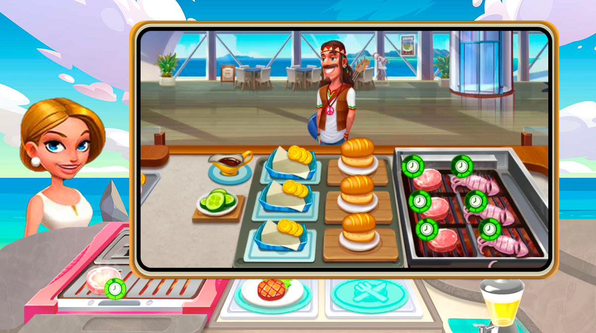 cooking madness download PC