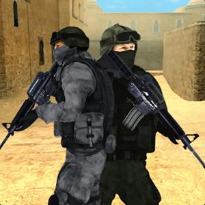 Play Counter Terrorist on PC
