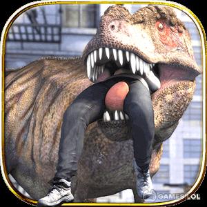 Play Dinosaur Simulator: Dino World on PC