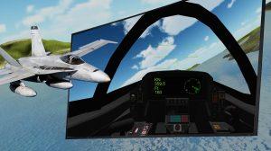 f18 airplane simulator download PC