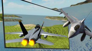 f18 airplane simulator download free
