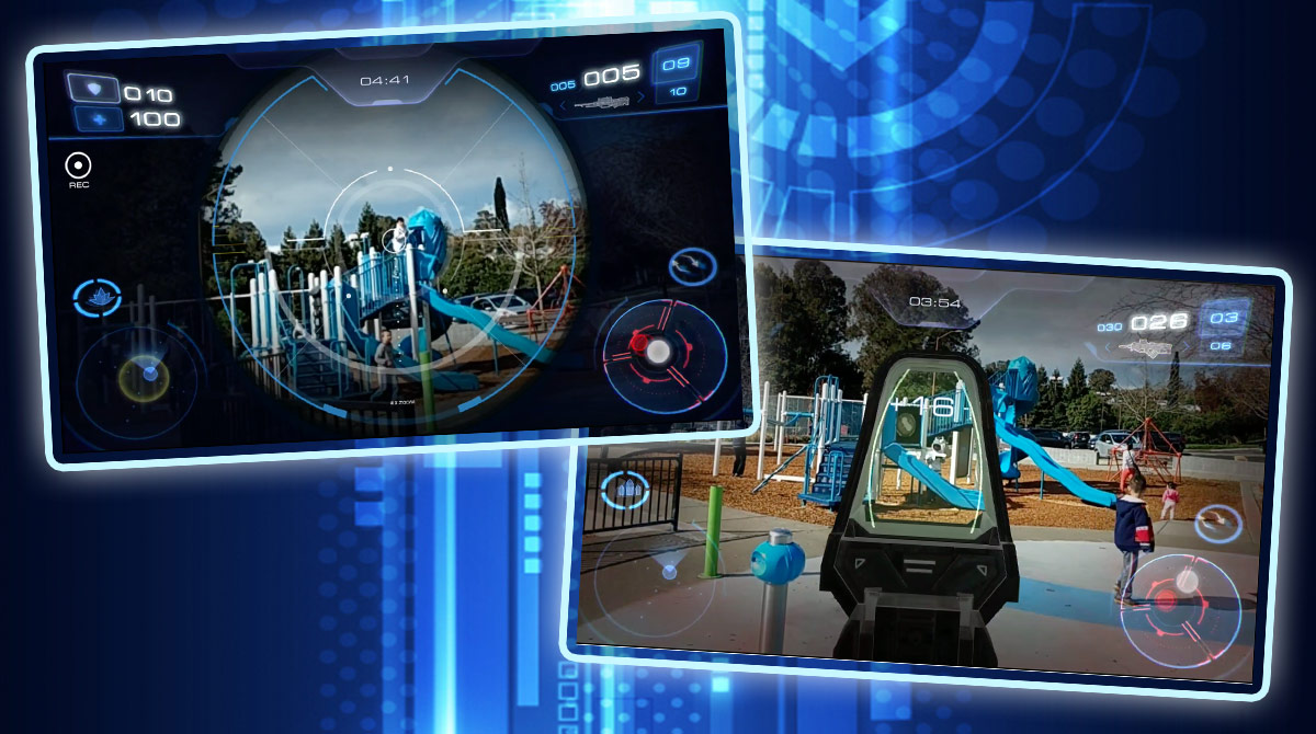 father io ar laser tag download PC free