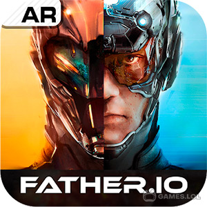 Play Father.IO AR Laser Tag on PC