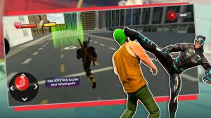 hero city bank robbery download free