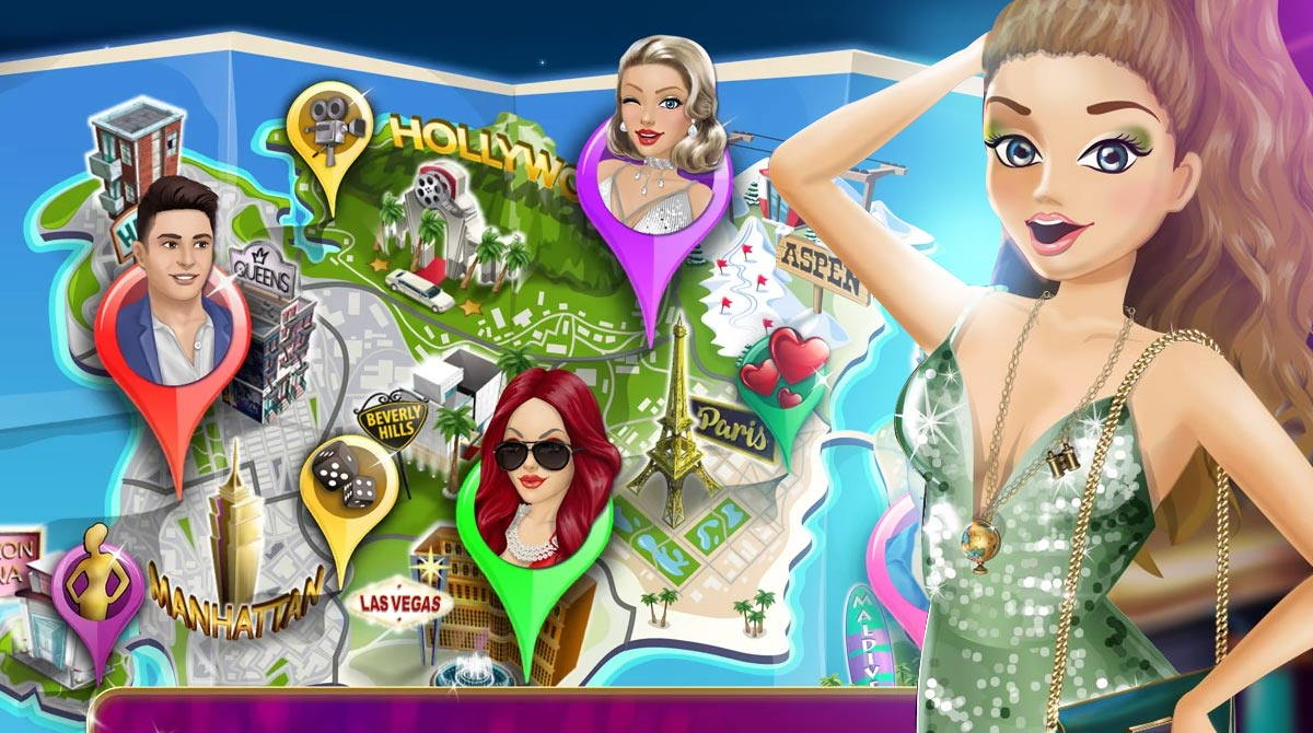 hollywood story download free