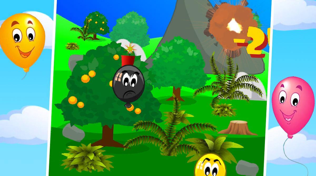 kids pop balloon download PC free