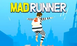 Play MAD RUNNER : Parkour, Funny, Hard! on PC