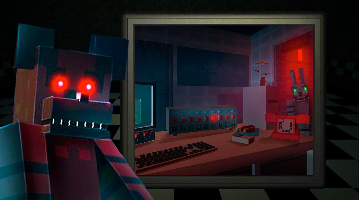 nights at cube pizzeria download PC 1