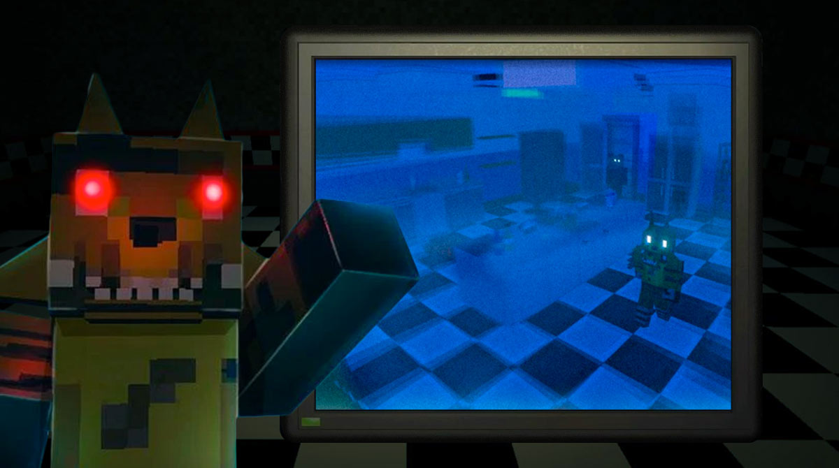 nights at cube pizzeria download PC free 1
