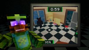 nights at cube pizzeria play room