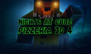 Play Nights at Cube Pizzeria 3D – 4 on PC