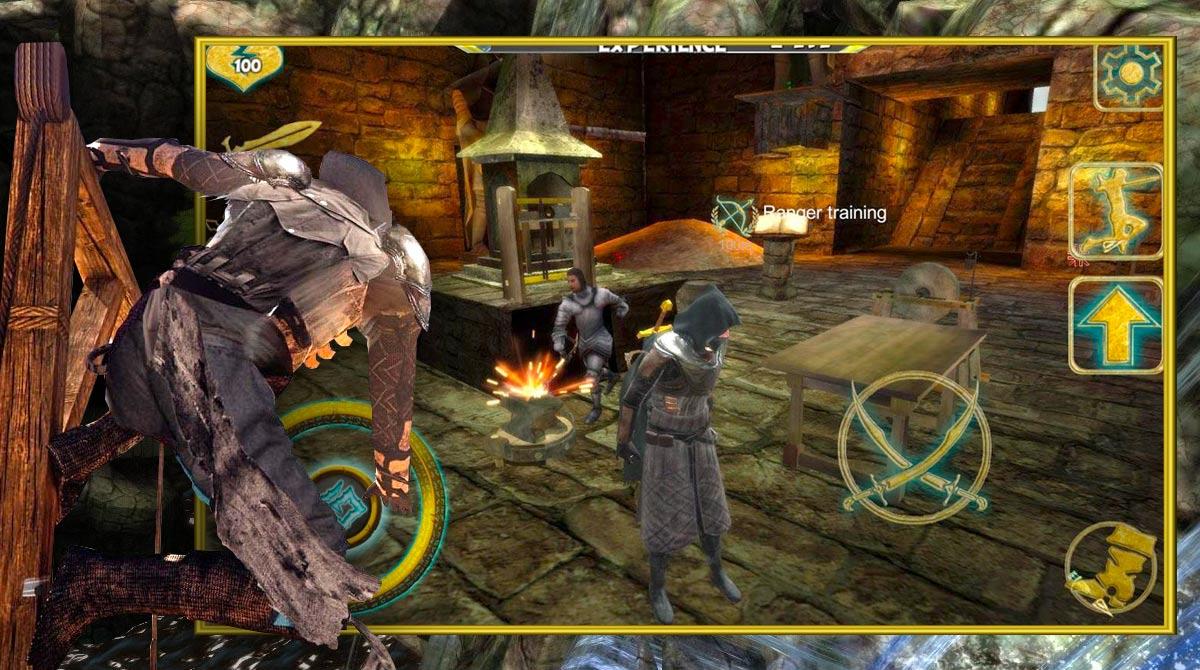 ninja samurai assassin hero download free