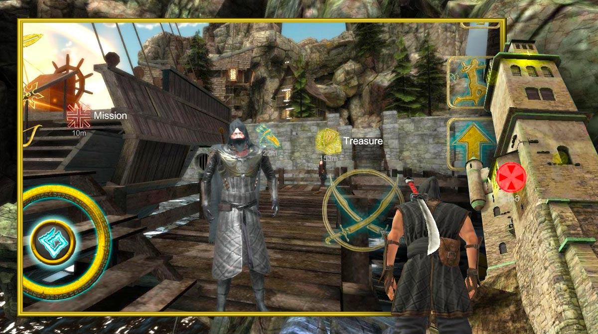 ninja samurai assassin hero download full version