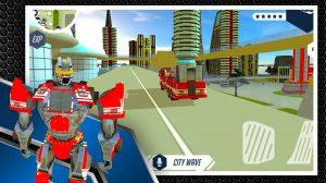 robot firetruck download PC free