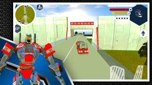 robot firetruck download free