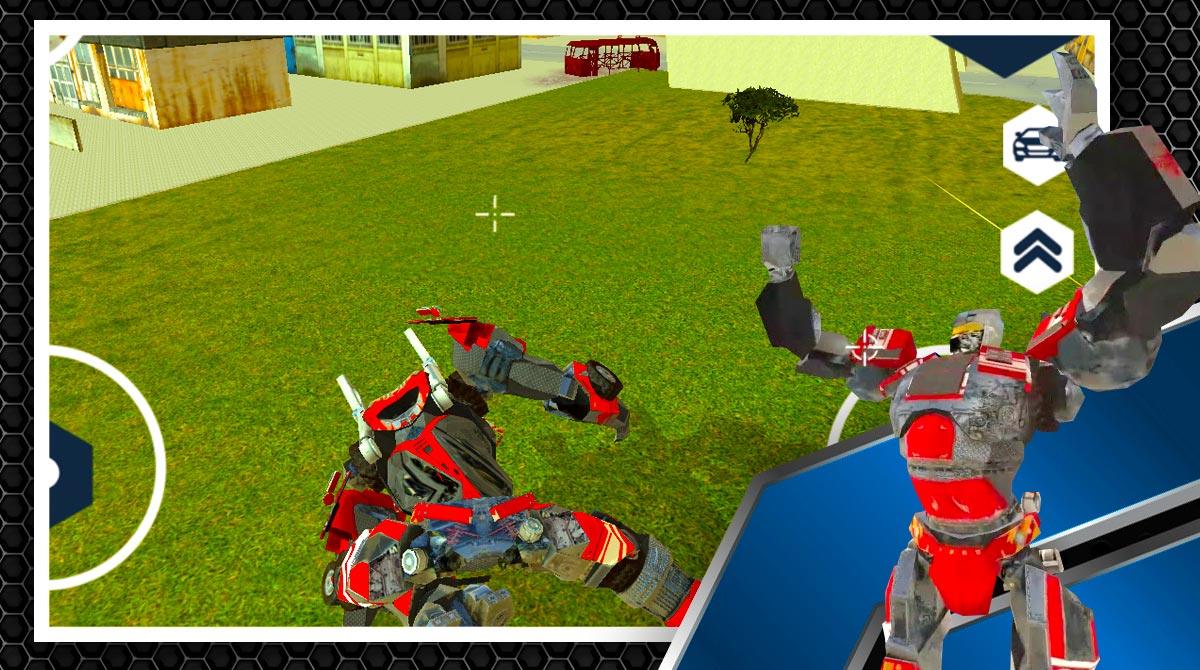 robot firetruck download full version