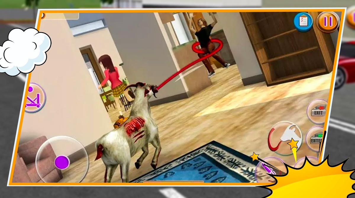 scary goat 2017 download free
