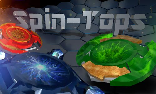 Play Spin-Tops on PC