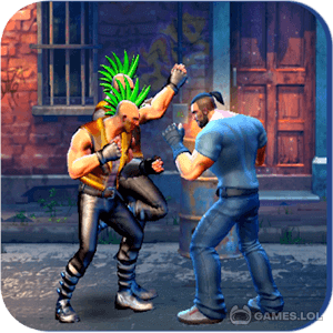 Play Street Fighting Game 2020 (Multiplayer &Single) on PC