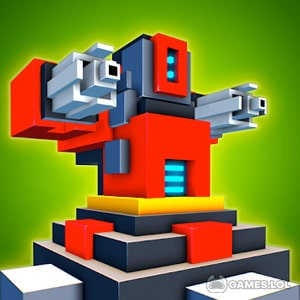 Play War Boxes: Tower Defense on PC