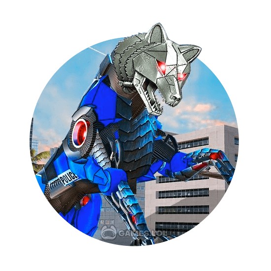 wolf robot transform download free pc