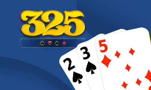 Play 3 2 5 card game on PC