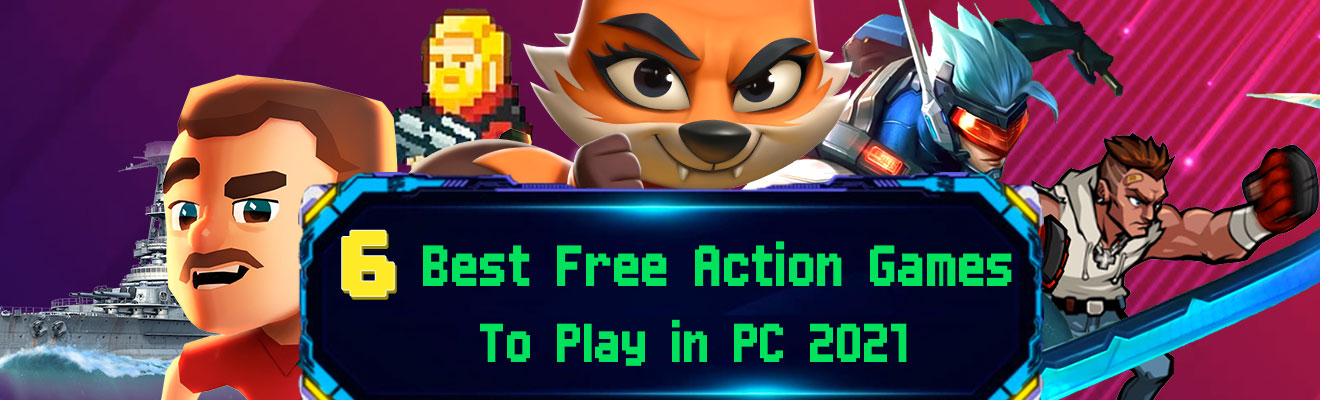 6 best free action games to play in pc