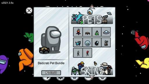 Among Us Worst Pets