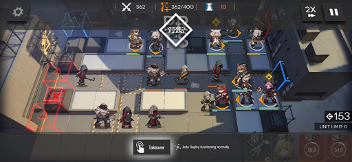 Arknights Annihilation 1 Map Layout Final Phase
