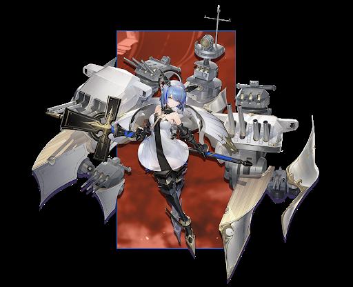Azur Lane Character 1