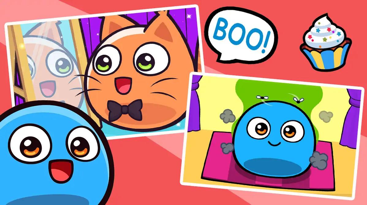 Boo Virtual Pet Online