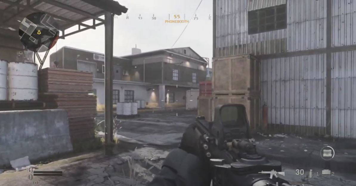 COD Drop Shot Gaming