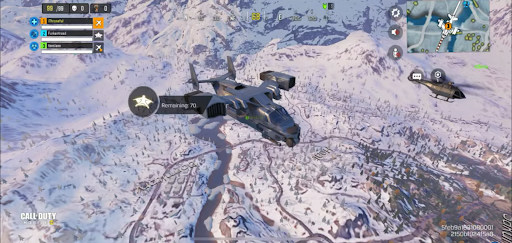 Call of Duty Airplane