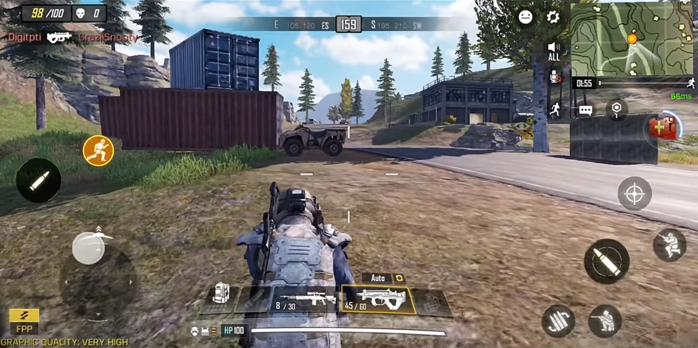 Call of Duty Mobile Deathmatch