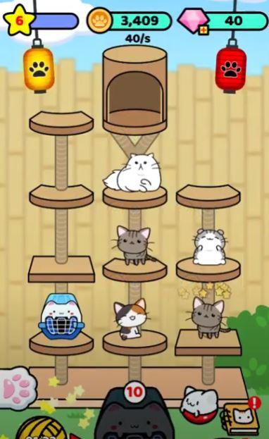 Cat Condo Game Match