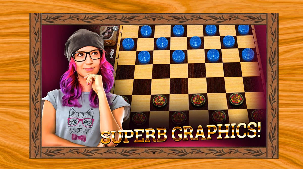 Checkers Online Elite download free