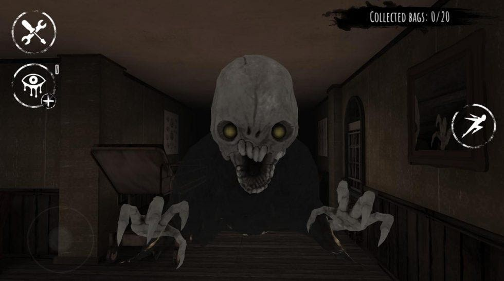 Eyes The Horror Game Ghost