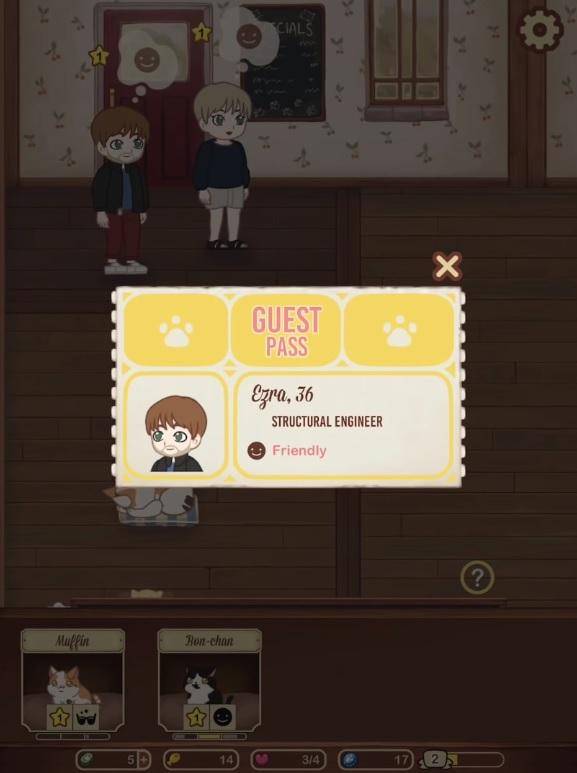 Furista Cat Cafe Customer Personality