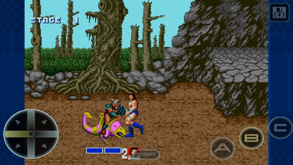 Golden Axe Classics Game