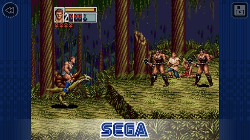 Golden Axe Classics PC