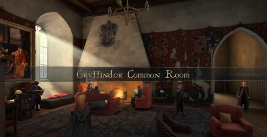 Harry Potter Hogwarts Mystery screenshot