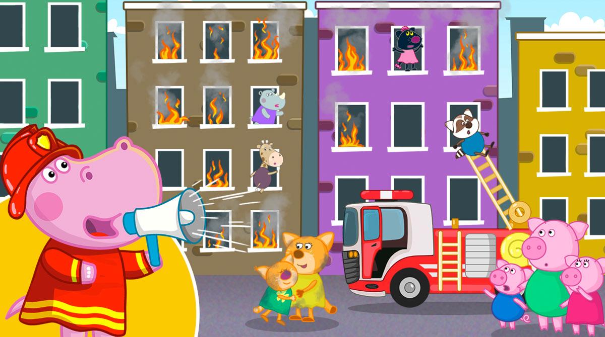Hippo Fire Patrol download PC
